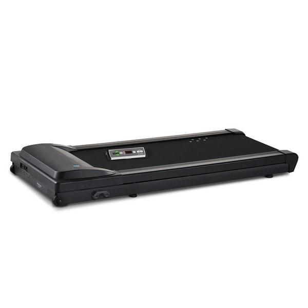 LifeSpan Fitness TR1200-DT3 Under Desk Electric Treadmill - Black
