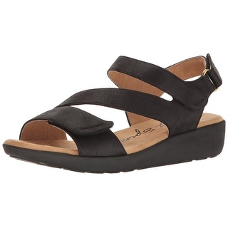Easy Spirit Womens Kailynne2 Open Toe Casual Slingback Sandals