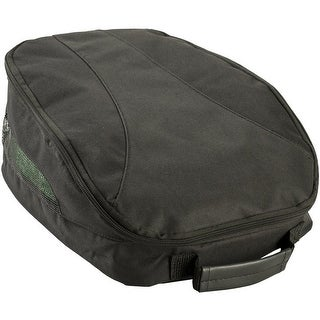 IZZO Golf Shoe and Accessories Storage Bag - Black