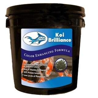 Koi Brilliance All Seasons Color Enhancing, 4.5 lbs.