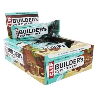 Clif Builder Bar Chocolate Mnt (Box of 12)