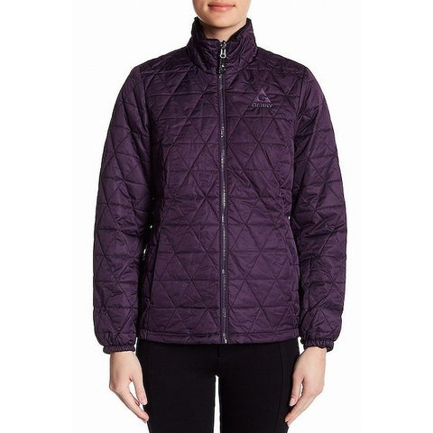 Gerry Women's Triangle Quilted Puffer Jacket