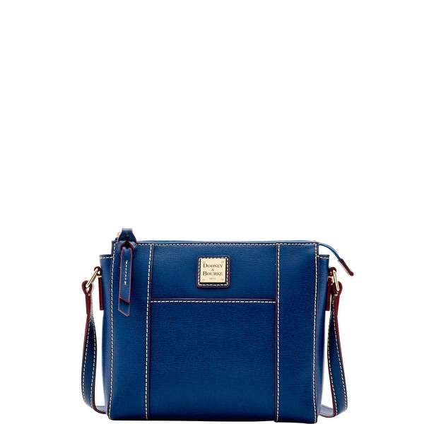 Dooney & Bourke Saffiano Lexington Crossbody Shoulder Bag (Introduced by Dooney & Bourke at $158 in Feb 2017)