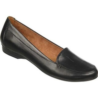 Naturalizer Women's Saban Black ET Sheep Premium Leather