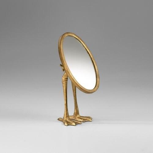 "Cyan Design 3098 13"" Duck Leg Mirror"