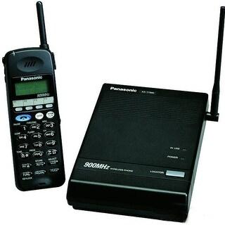 Panasonic KX-TD7885B-R 900 Mhz Wireless Multi-Line Phone 3-Line Backlit