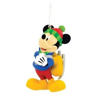 Hallmark 2HCM1017 Mickey Mouse Christmas Tree Ornament, Resin