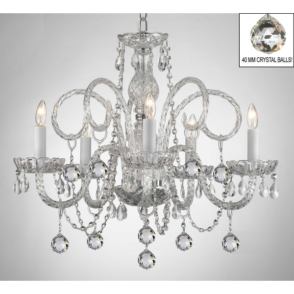 Swarovski Crystal Trimmed Chandelier Lighting All Crystal Chandelier Lighting