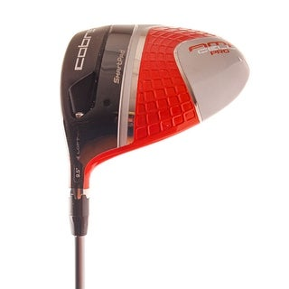 New Cobra AMP Cell Pro Orange Driver R-Flex LEFT HANDED +HC