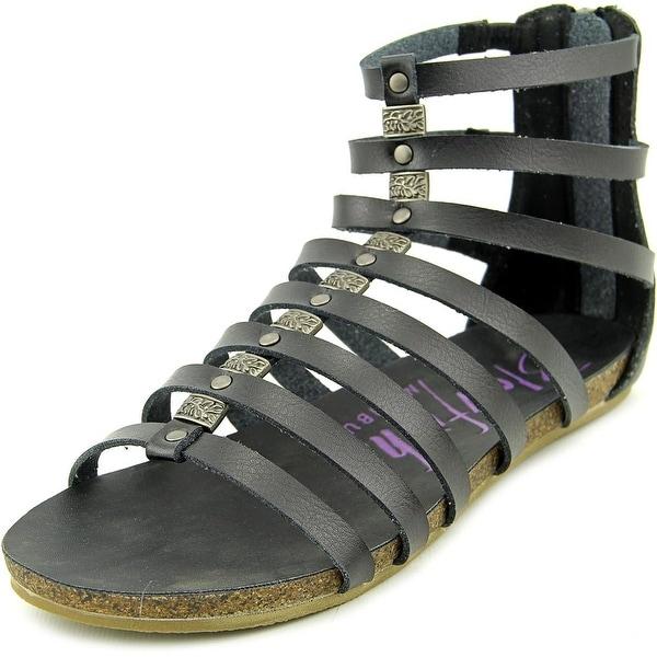 Blowfish Groomie Women Open Toe Synthetic Gladiator Sandal