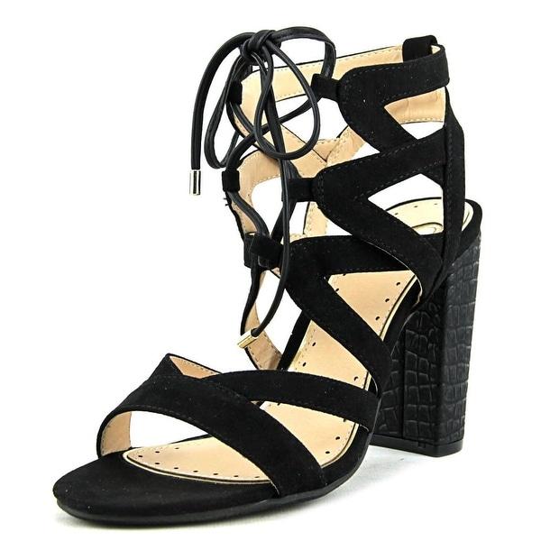 Madeline Brunette Women Open Toe Synthetic Sandals
