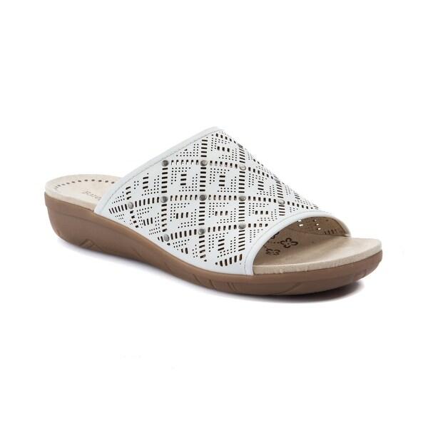 Baretraps Jaylyn Women's Sandals & Flip Flops White