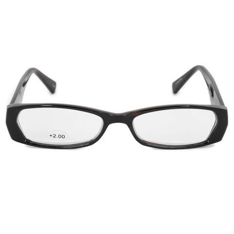 Harley Davidson Rectangular Reading Eyeglasses HD3004 TO 52 +2.0 - 52mm x 14mm x 145mm