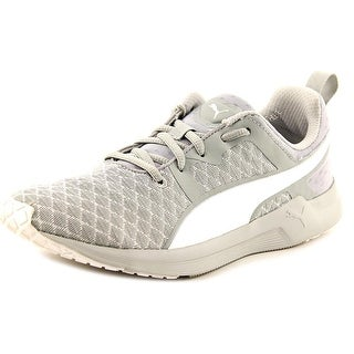 Puma Pulse XT v2 Filtered Women Round Toe Canvas White Running Shoe