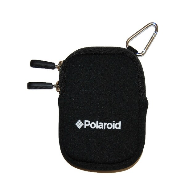 Polaroid Neoprene Cushioned Ultra Compact Camera Pouch