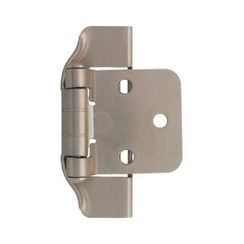 "Liberty 2Pk 1/2"" Sn Ovrly Hinge"