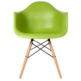 2xhome Plastic Dining Room Chair Desk Retro Designer Kitchen Natural Wood Legs Molded Shell Desk Eiffel Vintage Dowel DSW Office