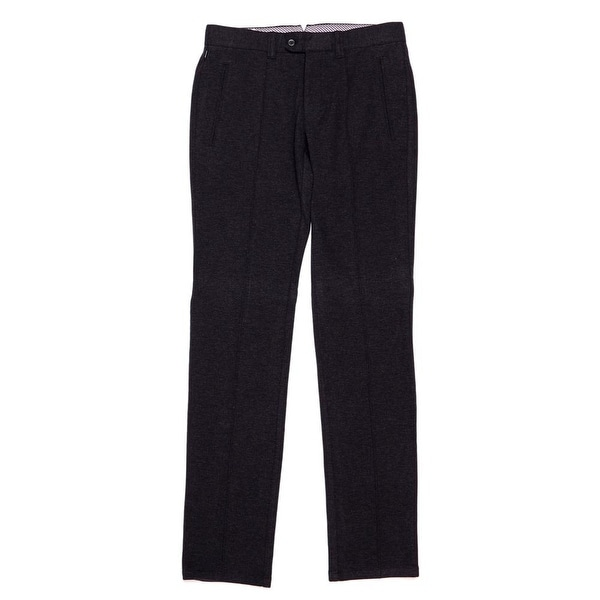 Armani Collezioni Zip Fly w/ i Women Regular Straight Pants