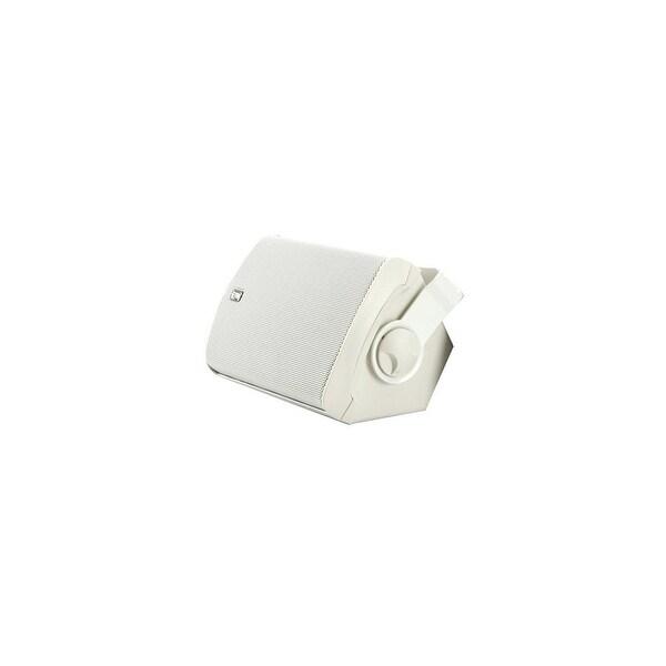 PolyPlanar 13809W Poly-Planar 5- Inch x 7- Inch Compact Marine Box Speakers