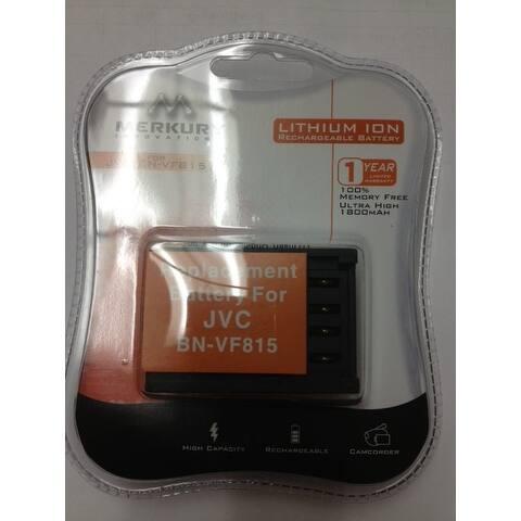 Merkury Innovations Replacement Battery for JVC BN-VF815