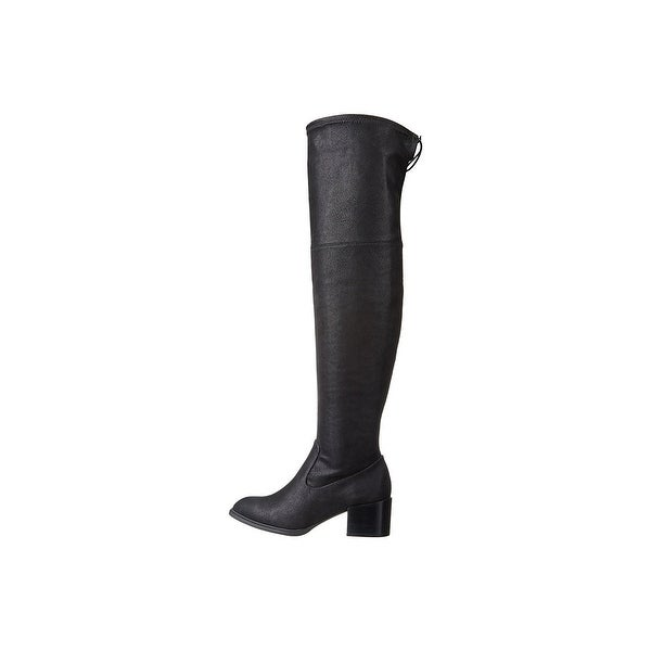 BCBGeneration Womens SUNSHINE Almond Toe Mid-Calf Fashion Boots