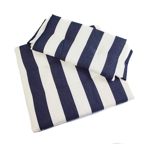 Director's Chair Replacement Seat Cushion Set