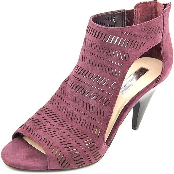 INC International Concepts Granell Women Dark Plum Boots