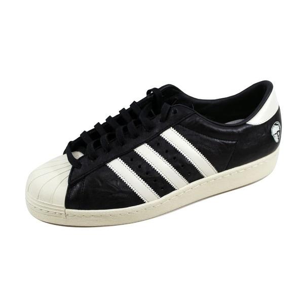 Adidas Men's Superstar 80v Adi Dassler Black/White-Black B26279