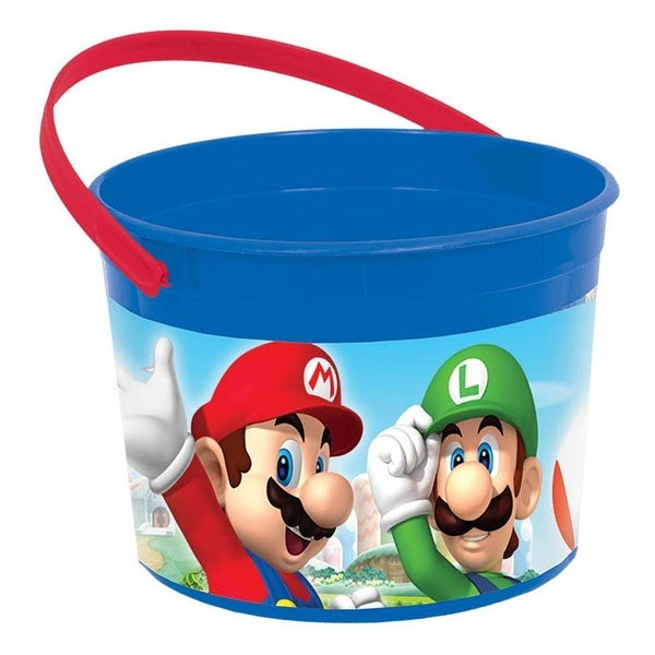 Super Mario Bros. Party Favor Container