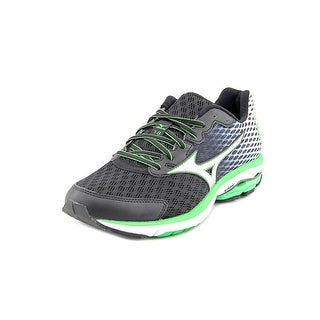 Mizuno Wave Rider 18  2E Round Toe Synthetic  Running Shoe