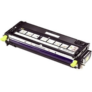 Dell H515C Dell H515C Toner Cartridge - Yellow - Laser - 9000 Page - 1 Pack