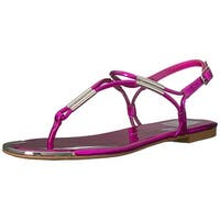 Dolce Vita Womens Marly Open Toe Casual T-Strap Sandals