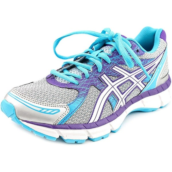 Asics Gel-Excite 2 Women D Round Toe Synthetic Blue Running Shoe