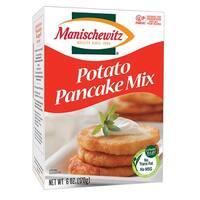 Manischewitz Potato Pancake Mix - Case of 12 - 6 oz.