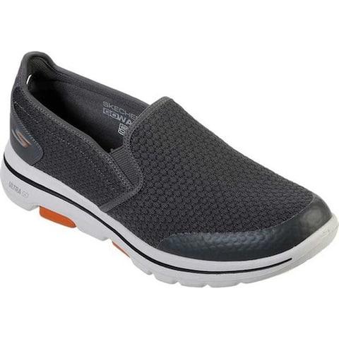 Skechers Men's GOwalk 5 Apprize Slip-On Charcoal