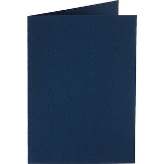 Night Blue - Papicolor A6 Folded Cards 6/Pkg