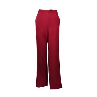 Alfred Dunner Women's Villa d'Este Proportioned Medium Pants