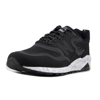 New Balance MRT580 Men  Round Toe Synthetic Black Sneakers