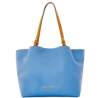 Dooney & Bourke City Flynn (Introduced by Dooney & Bourke at $368 in Sep 2015) - Blue