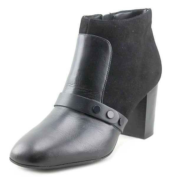 Easy Spirit Arietta Women Black Boots