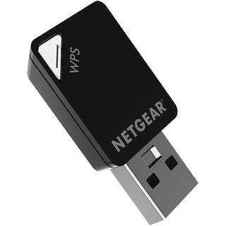 Netgear A6100-100Pas Ieee 802.11Ac - Wi-Fi Adapter For Desktop Computer - Usb - 433 Mbps - 2.40 Ghz Ism - 5 Ghz Unii - E|https://ak1.ostkcdn.com/images/products/is/images/direct/f3be87d894f1df293e30a5048ec82ef6c3a92477/Netgear-A6100-100Pas-Ieee-802.11Ac---Wi-Fi-Adapter-For-Desktop-Computer---Usb---433-Mbps---2.40-Ghz-Ism---5-Ghz-Unii---E.jpg?impolicy=medium