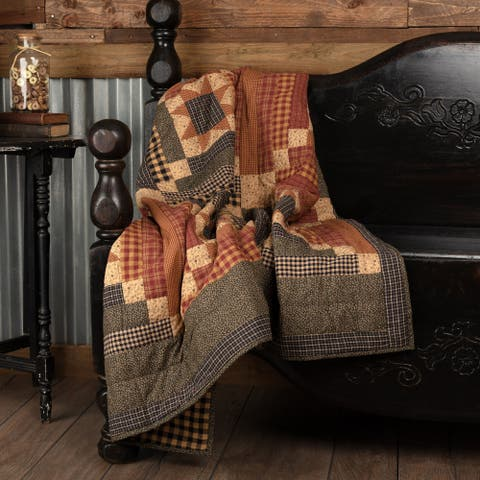 Maisie Quilted Throw 60x50