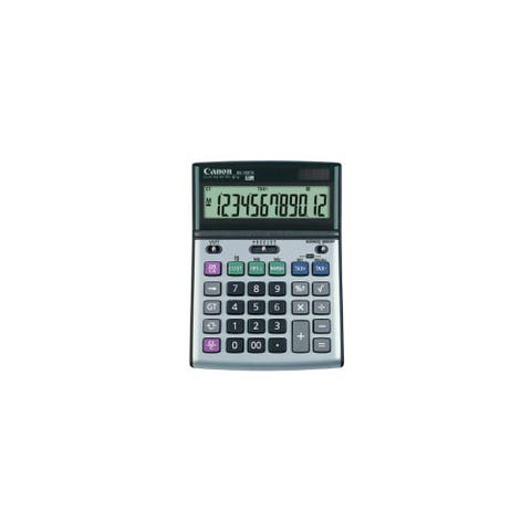 Canon BS-1200TS Desktop calculator Canon Office Products BS-1200TS Business Calculator