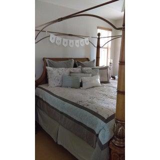 Arianna 10-piece Comforter Set with 4 Decorative Accent Pillows