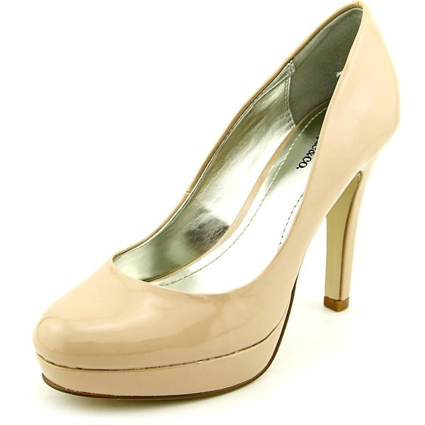 Style & Co Tarah Womens Nude Pumps