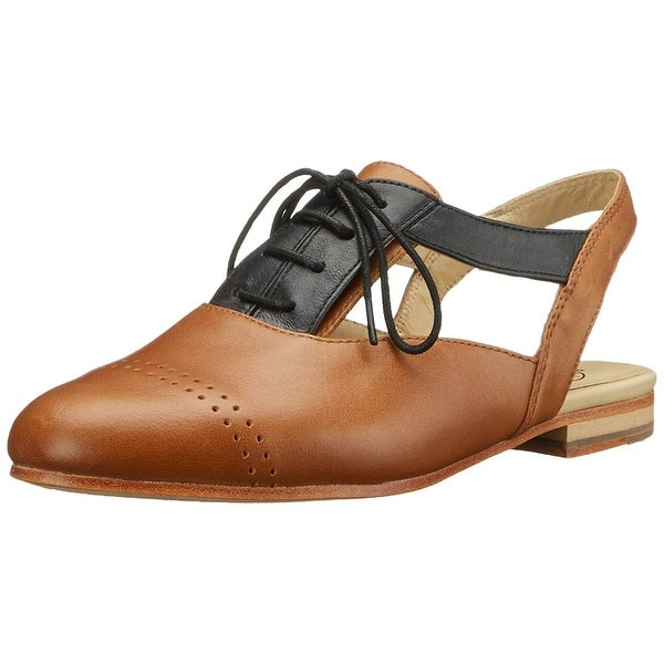 Wolverine Women's 1000 Mile Stacked-Heel Shoe - 5