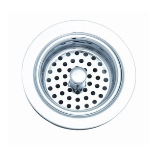 Proflo PF151 Kitchen Sink Drain Assembly and Basket Strainer - Fits Standard 3-1