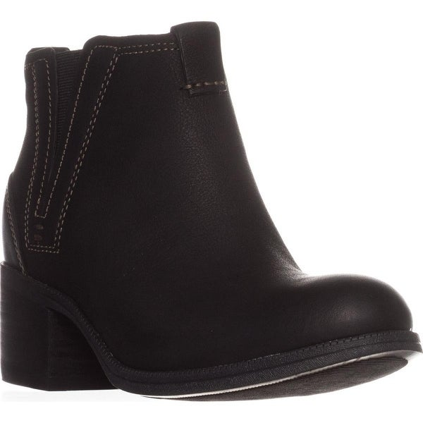 Clarks Womens Maypearl Daisy Ankle Bootie