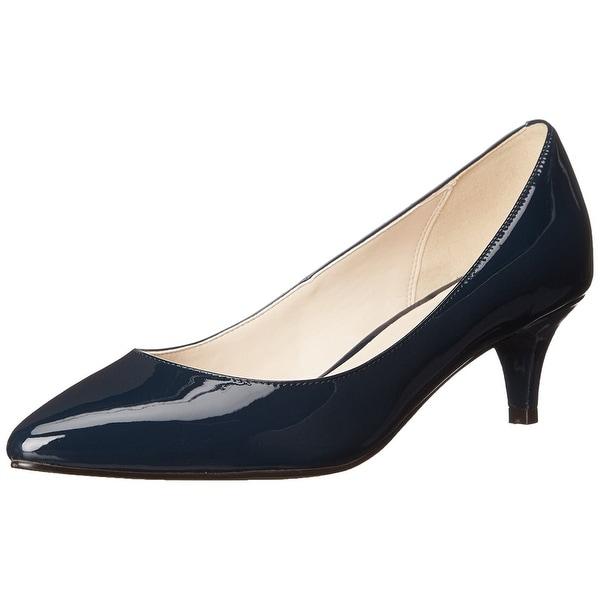 Cole Haan Women's Juliana Dress Pump (45mm), Blazer Blue, Size 9.0
