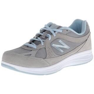 New Balance Womens 877 Mesh Athletic Walking Shoes - 6.5 medium (b,m)